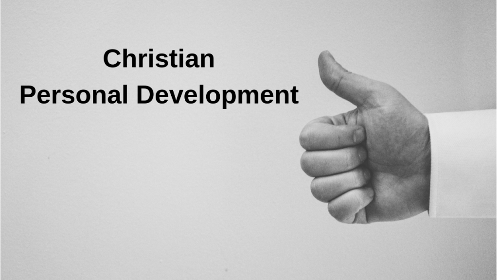 Christian personal development